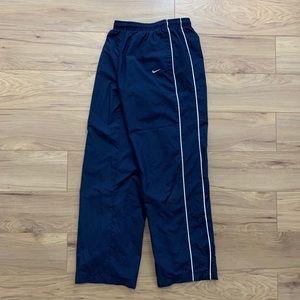 🔵⚪️ Early 2000's Nike Nylon Sweatpants (Sz M)
